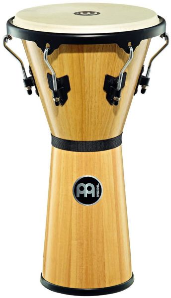 Meinl Percussion 12 1/2 inch Headliner Series Wood Djembe - Natural - HDJ500NT